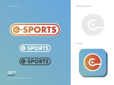 E-sports Logo Concept.