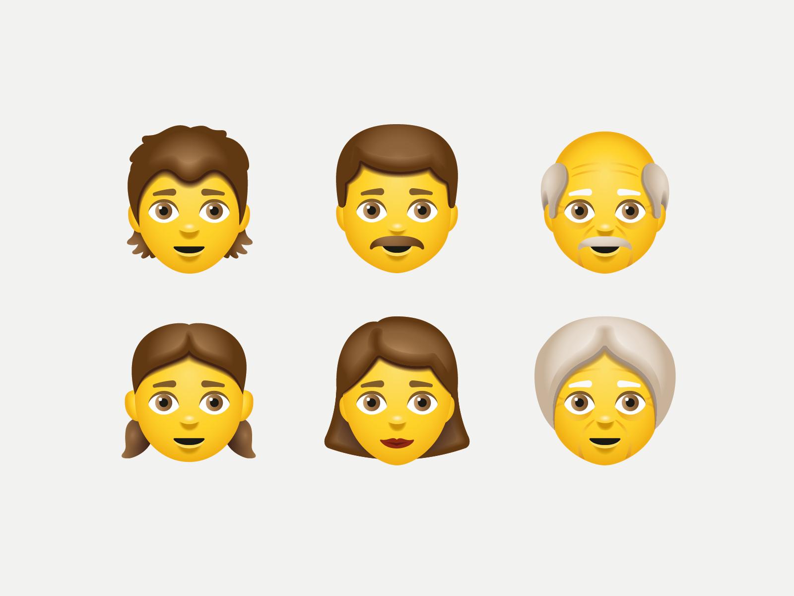Icons8 emoji people