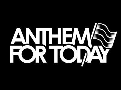 Band logo design for Anthem For Today band.