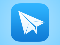 Sparrow iOS7 icon