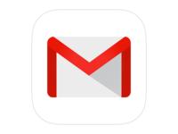 Gmail iOS8 icon