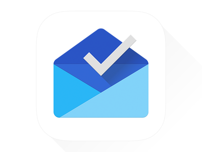 Inbox By Gmail iOS icon inbox gmail ios