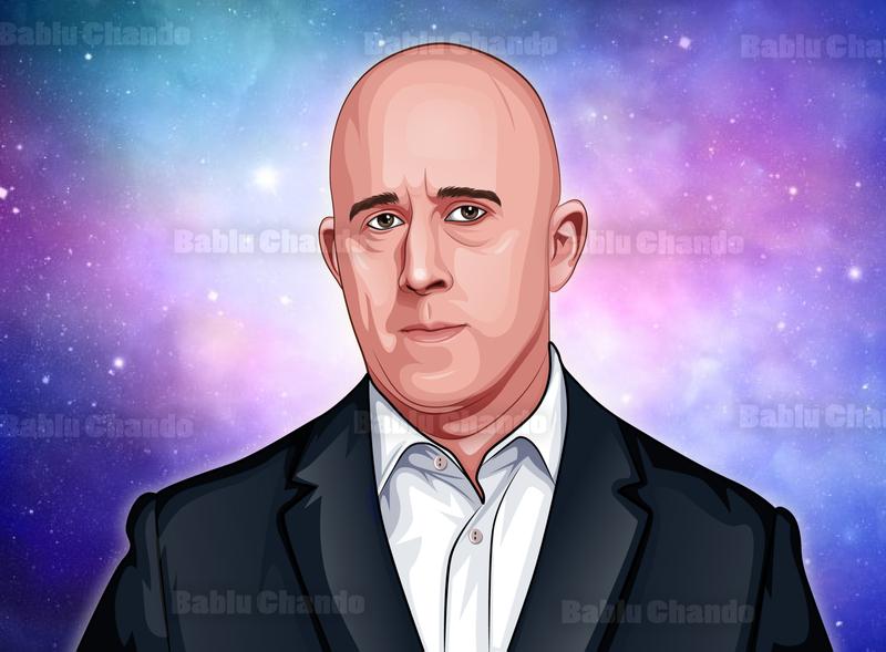 Full detailed #Cartoon_Portrait logo vexel advertising marketing profile picture vector character illustration cartoon cartoon portrait vector portrait caricature