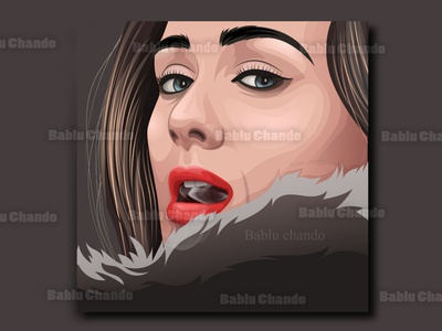 Cartoon portrait cartoon portrait digitalart portrait digital painting vector portrait vector character cartoon caricature illustration