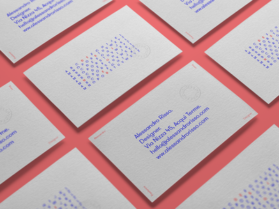 Business Cards blue clean graphic design minimal business cards corporate