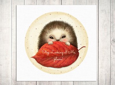 Shy Hedgehog