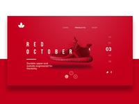 Shoe UI Concept