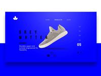 Shoe Ui Concept4