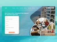 Hotel management application