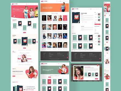 Infinite Blocks Ecommerce Website For Children minimal flat web ui ux webdesign uiux ui  ux uidesign designer design