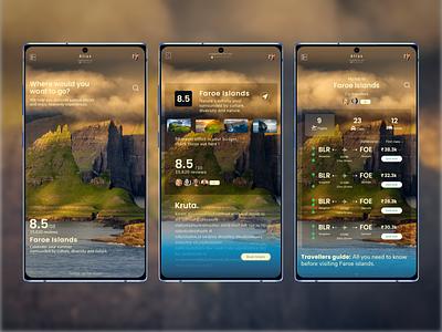 Luxury Discovery/ticketing app