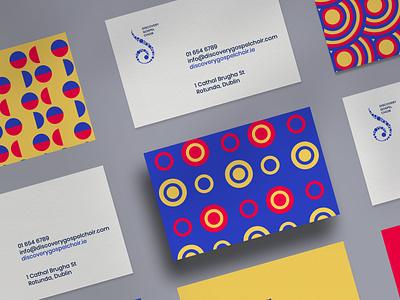 Discovery Gospel Choir —Brand Identity geometric design minimalist logo logo identity branding minimalism logo design brand identity