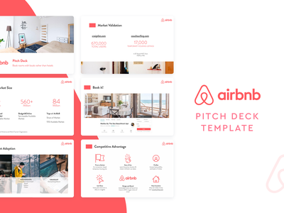 Airbnb Pitch Deck Template presentation layout airbnb slide design slides slidebean pptx pitch deck deck pitchdeck pitch presentation design presentations presentation design ppt pdf