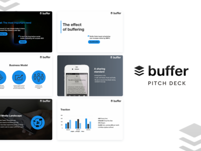 Buffer Pitch Deck Template