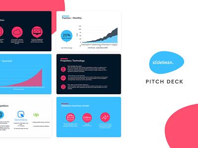 Slidebean Pitch Deck investor ppt pdf design template design pitch deck template presentation template presentation design presentation pitch deck design deck pitch deck pitchdeck pitch slidebean