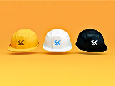 Helmet Design — Schwartz Kristoffel Brand Identity Redesign redesign mockup helmet helmet design icon branding logo