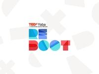 TEDxYaba Reboot Branding