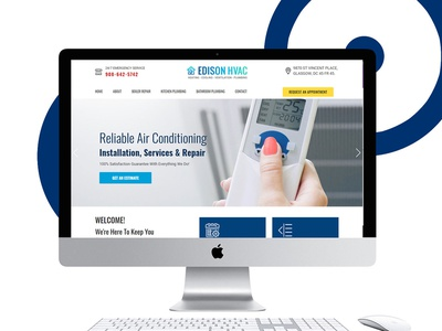 Plumber Bridge Water Nj web design branding
