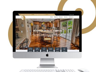 Goswami Enterprises branding web design