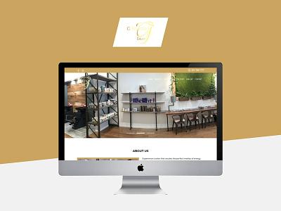 G Studio Trends branding design web