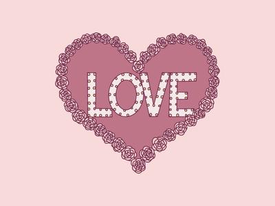 Share the Love Social Media Event Design