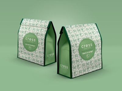 Cress To-Go Bags