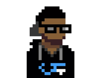 8-bit Avatar for ColdFever