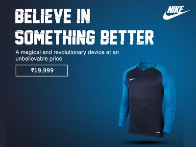 Nike Long Sleeve Football Jersey