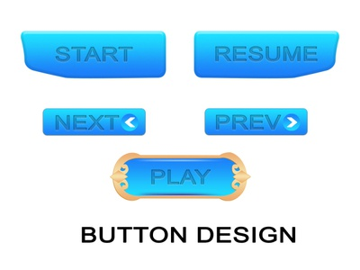 Button States designs, themes, templates and downloadable
