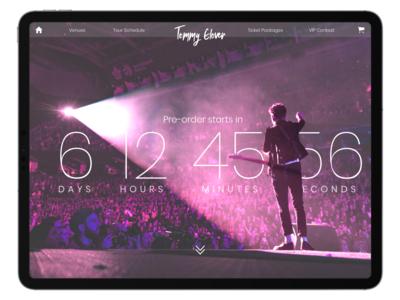 DailyUI 014- Countdown Timer