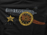 Red leg brewing co. cannon mockup color
