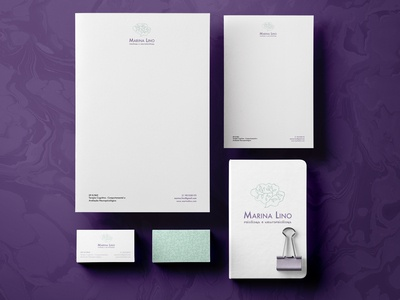Visual Identity for a psychologist