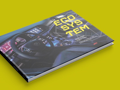 Ecosystem: Textile and editorial design