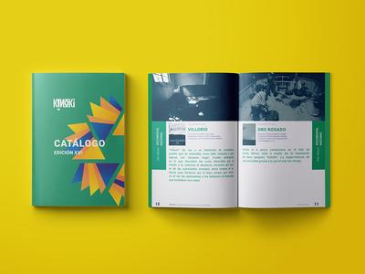 Kinoki Catalogue