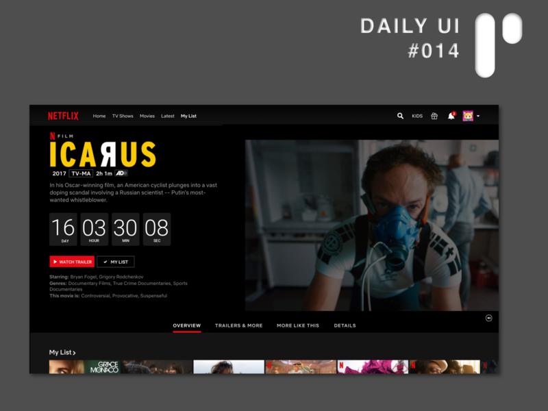 Daily UI Challenge #014 - Countdown Timer design vector app app design digital illustration dailyuichallenge ui dailyui ui design