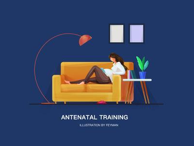 Antenatal training
