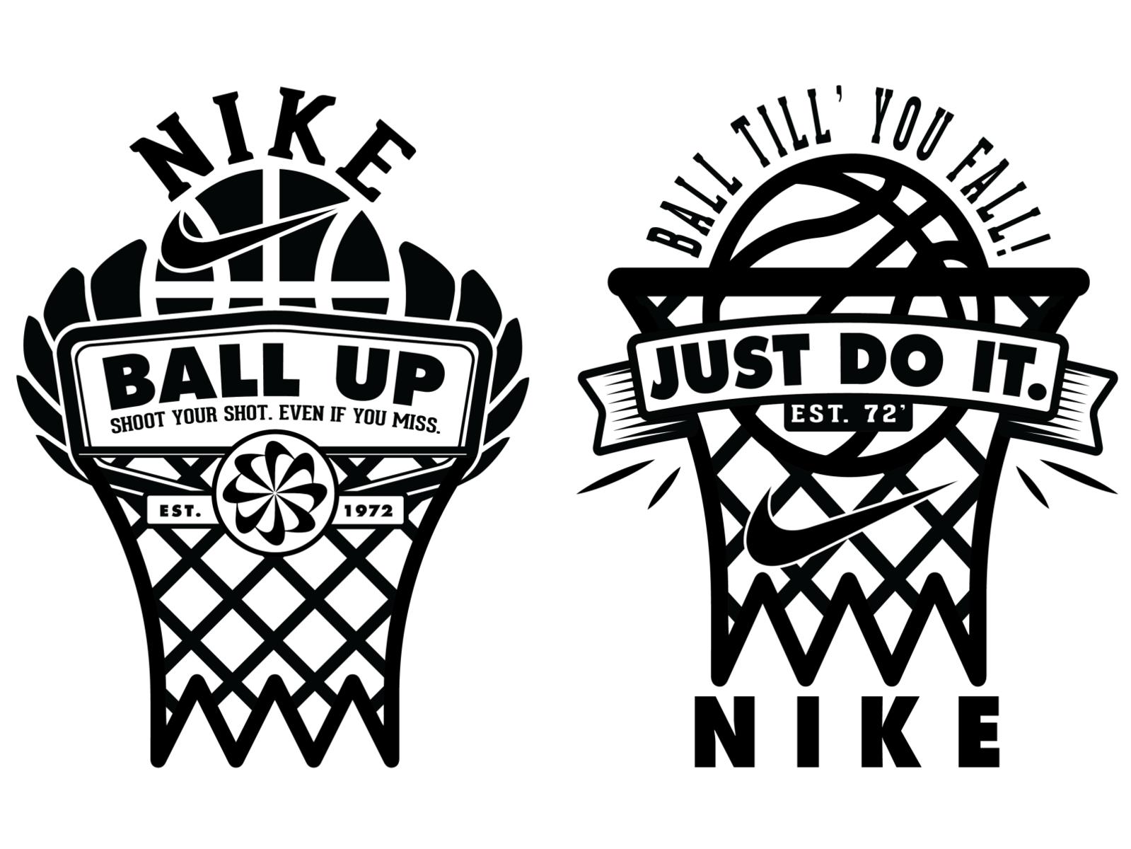 Logo \u0026 Branding Design - Nike Theme by