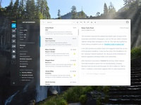 Northern Owl (Application MacOS)