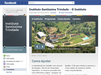 Facebook instituto santissima trindade 01