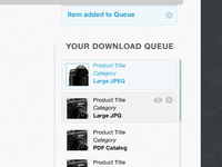 Your Queue