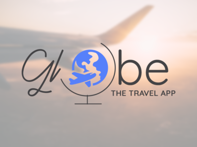 Logo - Globe The Travel App