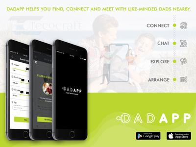 Dad App - Meet Dad Friends