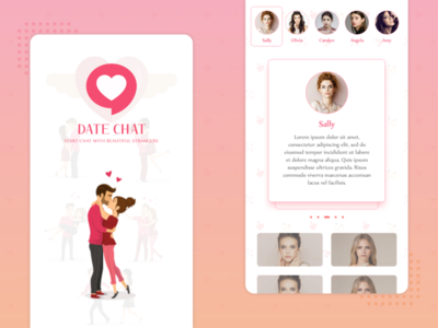Date Chat App Banner