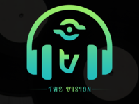 The Vision - Logo Design