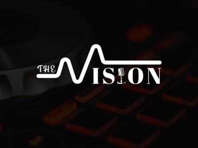 The Vision - Logo Design 2