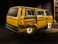 Scifi Danfo Bus