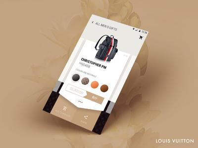 Louis Vuitton  APP