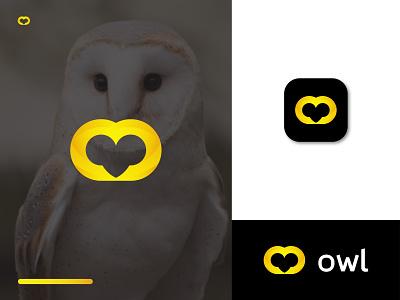 Owl Modern Logo Mark dribbble logo trend owl logo trend 2022 graphic design ui ux illustration vector logo logo design identity icon design branding 3d owl logo free owl logo png owl logo vector owl modern logo owl logos owl logo