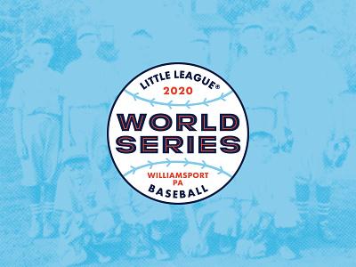 Little League World Series 2020 IV little league stitch world series softball baseball ball 2020