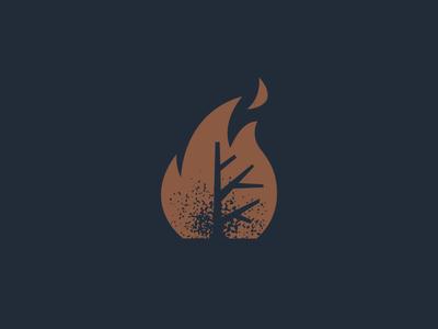 Blacktree leaf artillery burn flame wildfire fire blacktree tree black
